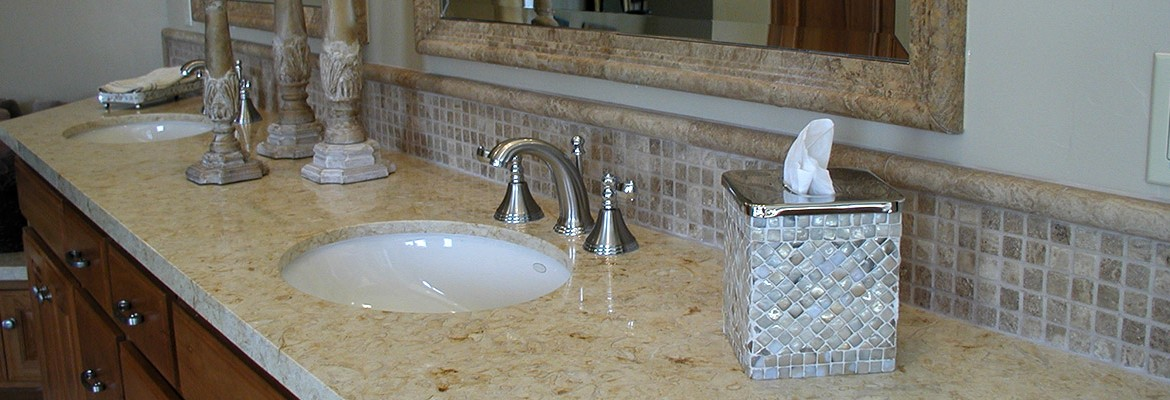 You think you can't afford granite countertops? Think Again. We are price compatible - We beat all our competitors.